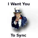 I Want You… To Sync!